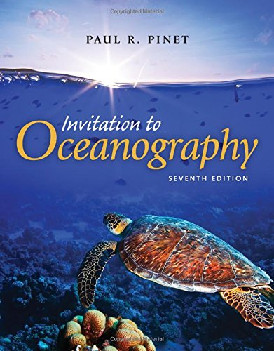1284057070 - Invitation to Oceanography