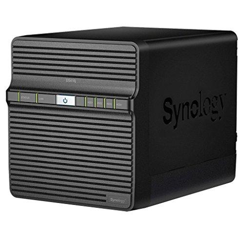 Synology DS416J NAS-Gehäuse (4-Bay)