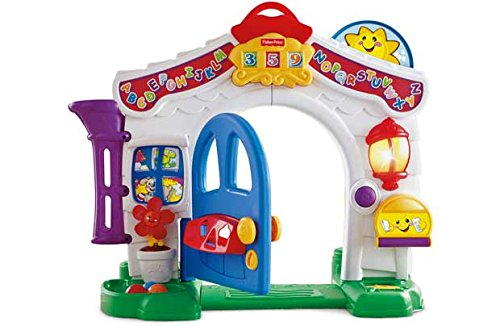Fisher Price Laugh Learn Learning House Amazon Toys Games