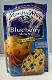 Martha White, Blueberry Muffin Mix, 7oz Pouch (Pack of 6)