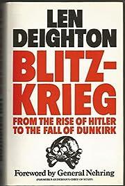 Blitzkrieg de Len Deighton