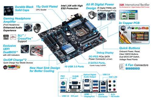 Gigabyte GA-Z87X-UD5H Intel LAN Windows