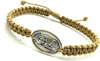 Danni Saint Michael Bangle Bracelet for Women Made in USA Luca