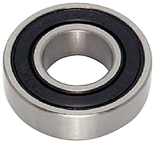 Peer Bearings - Peer Bearing 6004-RLD 6000 Series Radial Bearing, 20 mm ID, 42 mm OD, 12 mm Width, Single Lip Seal