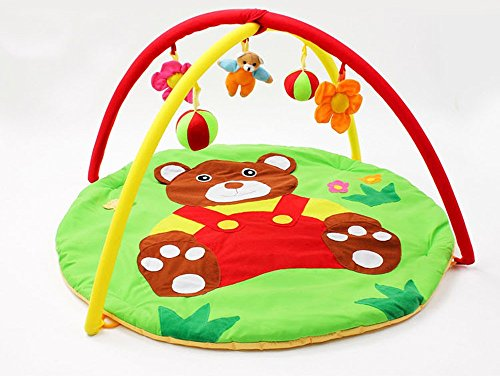 Baby Toy Baby Play Mat 0-1 Year Game Educational Mat Play Gym Carpet