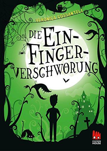 Lustige Gruselgeschichte Halloween (Die Ein-Finger-Verschwörung (German)
