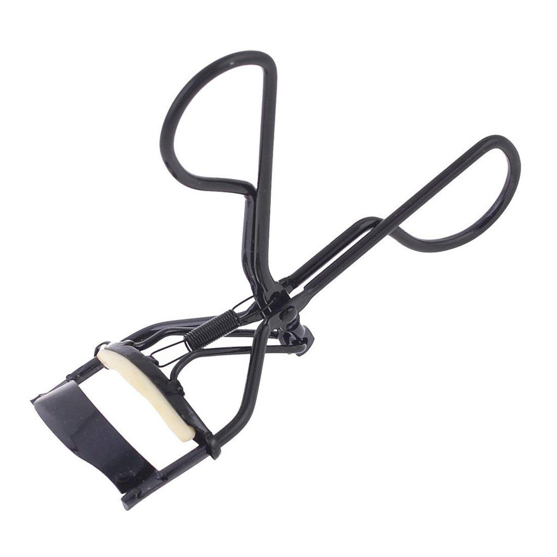SODIAL Cosmetic Tool Black Handgrip Curling Lashes Eyelash Curler