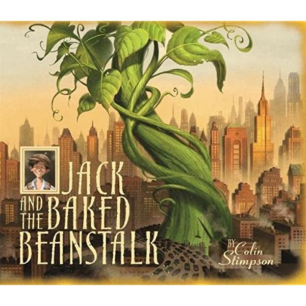 Jack and the Baked Beanstalk: Amazon.co.uk: Colin Stimpson ...
