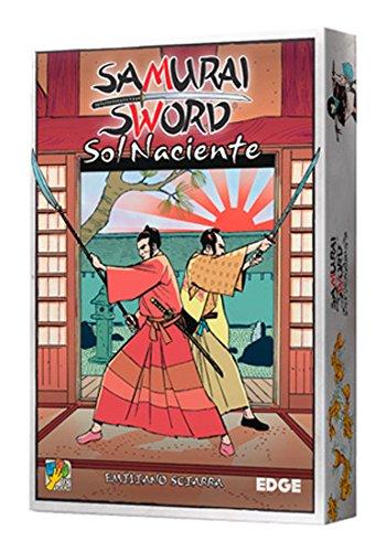 samurai sword juego de mesa