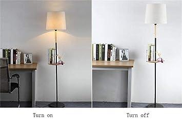 SED Lámpara de pie Decoración de la Sala Creative Nordic ...