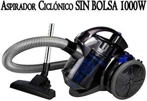Suinga. Aspirador Multi CICLONICO SIN Bolsa 1000W 1,5 litros Azul ...