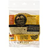 "7"" La Tortilla Factory Whole Wheat Low Carb Tortillas 13 oz - 10 count (Regular Size)"