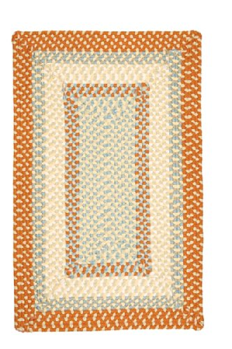 Montego Tangerine Stair Tread Set of 13