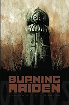 The Burning Maiden 0982578997 Book Cover