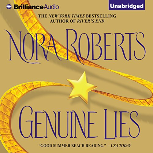 Genuine Lies Audiobook [Free Download by Trial] thumbnail