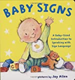 Long before they're able to talk, babies have a whole lot to say. With this adorable board book of essential signs, babies and toddlers can easily learn how to communicate their needs, wants, and feelings and even make basic observations with a simpl...