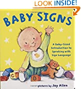 #1: Baby Signs: A Baby-Sized Introduction to Speaking with Sign Language