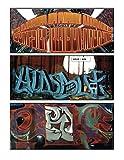 digital arts magazine - Dumpster Television Magazine: street mural graffiti arts (a collection of the under ground arts) (Volume 5)