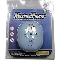 MaximalPower Repeller Multi Function Ultrasonic Repellent for Mosquitoes, Cockroaches and Rats