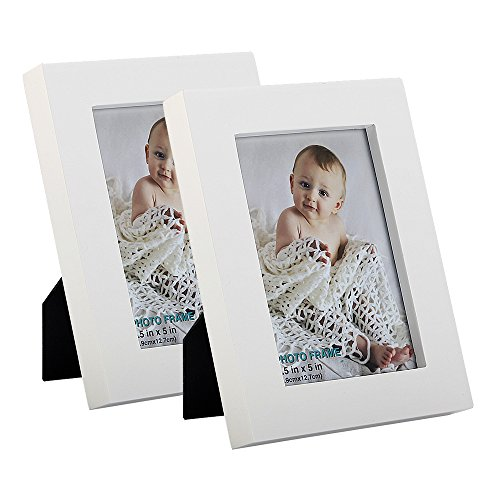 RPJC 3.5x5 Picture Frames  Made of Solid Wood High Definitio