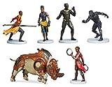 Toys : Disney Marvel Comics Black Panther 6 Piece Figure Play Set