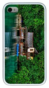 case durable covers goldeneye resort jamaica TPU White Case for iphone 4/4S