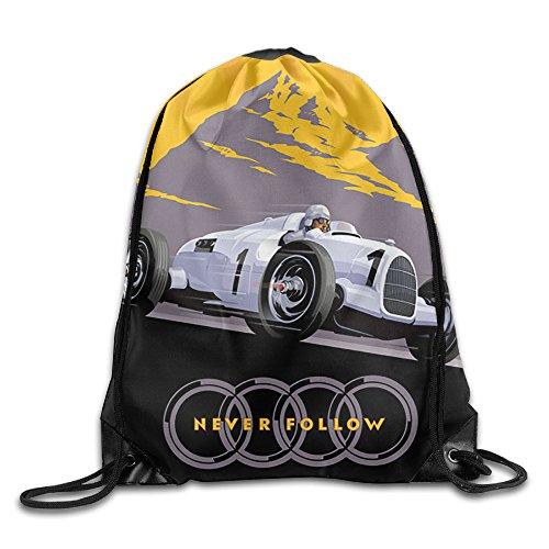 IYaYa Audi Car Drawstring Backpack Sports - Las Michael Kors Americas