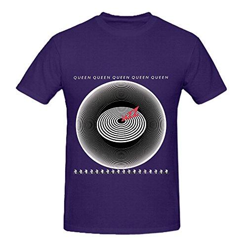 queen-jazz-men-o-neck-diy-shirts-purple