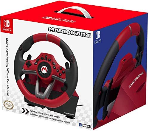 HORI – Volante Mario Kart Pro Deluxe (Nintendo Switch/PC)