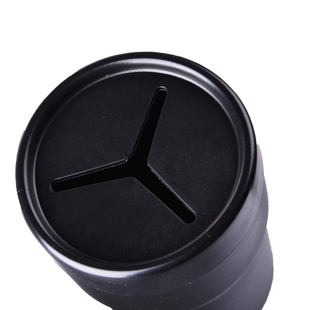 Jannyshop Car Multi-purpose Vehicle Car Auto Garbage Trash Can Change Bucket Debris Bag Vehicle Small Storage Barrel