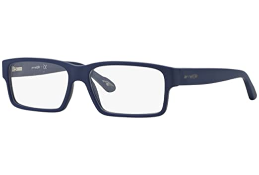 Amazon.com: Arnette an7059 1137 anteojos cuadrado azul: Clothing