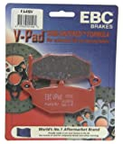 ebc brakes fa419V Semi pastillas de freno Pad