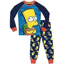 The Simpsons Boys' Bart Simpson Pajamas