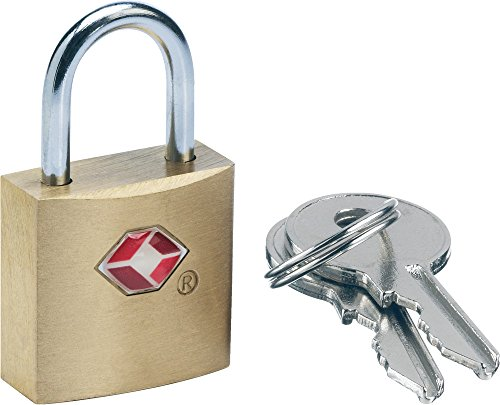 Go Travel 2665403031 Sentry Lock with Key for Travel
