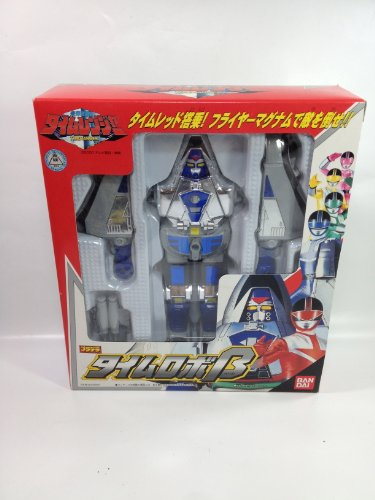 Mirai Sentai Timeranger Time Robo Beta by Power Rangers