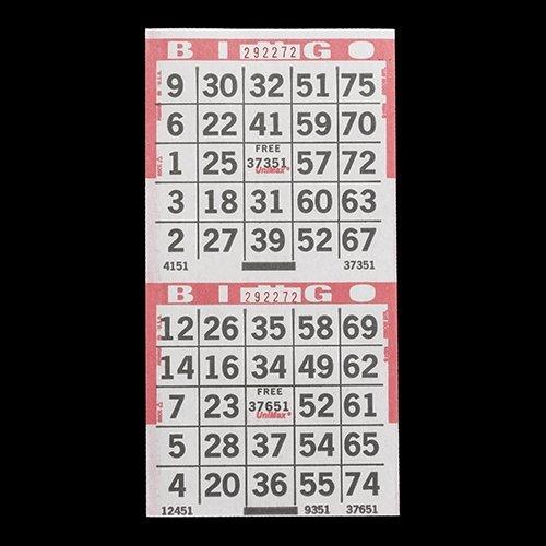 格安 垂直レッド2 on Bingoペーパーカード – 750シート – 垂直レッド2 1500カード – on B00LA5OJHY, ガーデニングならフォーシーズンズ:5c6d1a61 --- vietnox.com