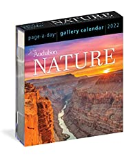 Audubon Nature Page-A-Day Gallery Calendar 2022: A wilderness escape every single day