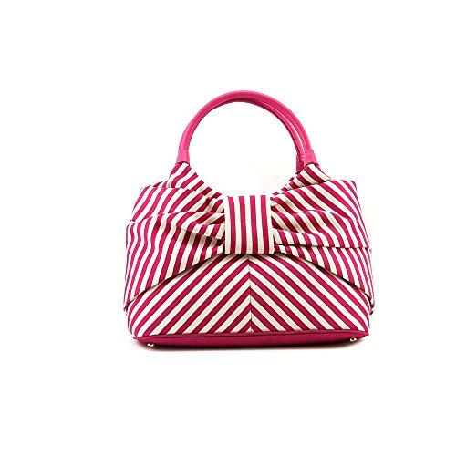 Kate Spade Striped Handbag - 3