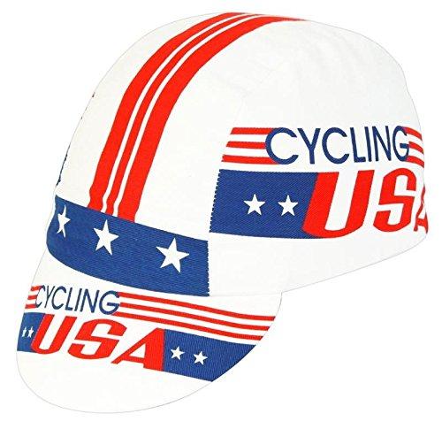 Pace Sportswear Cycling USA Cap