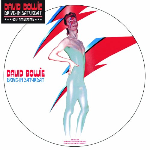 David Bowie Drive-In Saturday ~ RSD Exclusive 7