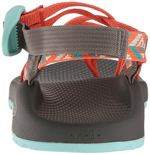 Chaco Damen Zx2 Classic Athletic Sandale Tunnel Tango