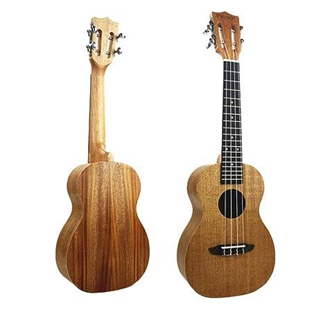 Sakuldes Ukelele Australiana de 23 Pulgadas, pequeña Guitarra de ...