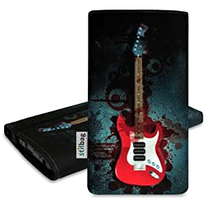 Stilbag Funda 'MIKA' para Apple iPhone 4/4S - Diseño: Bloody Guitare