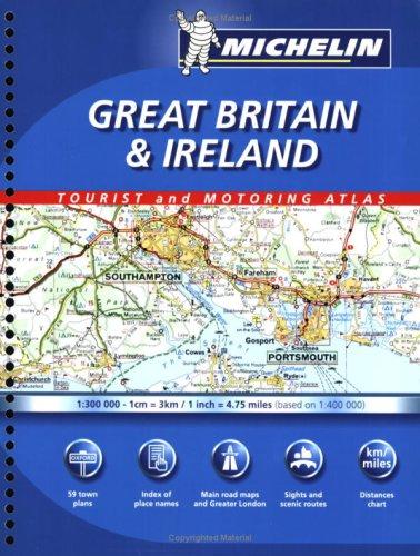 ireland motoring atlas - 1