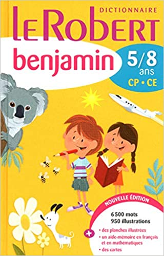 Amazon.co.jp: Le Robert Benjamin : 5/8 ans: 本
