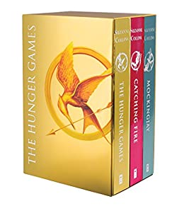 The Hunger Games Book Collection - Birthday gifts for Sister