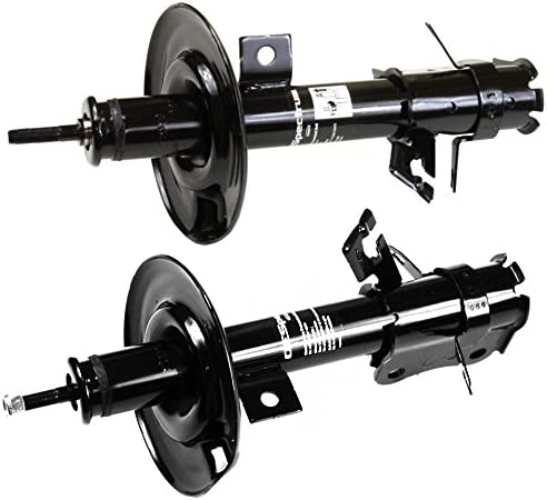 Front and Rear Struts for 07-12 Nissan Sentra