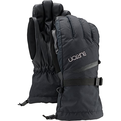 BURTON Women's Gore-Tex Gloves, True Black, Medium