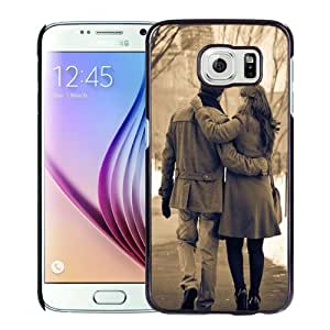 NEW DIY Unique Designed Samsung Galaxy S6 Phone Case For Lovers Winter Phone Case Cover