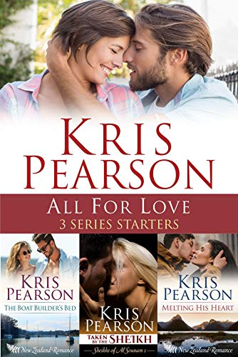 All for Love - 3 Series Starters: New Zealand Romance